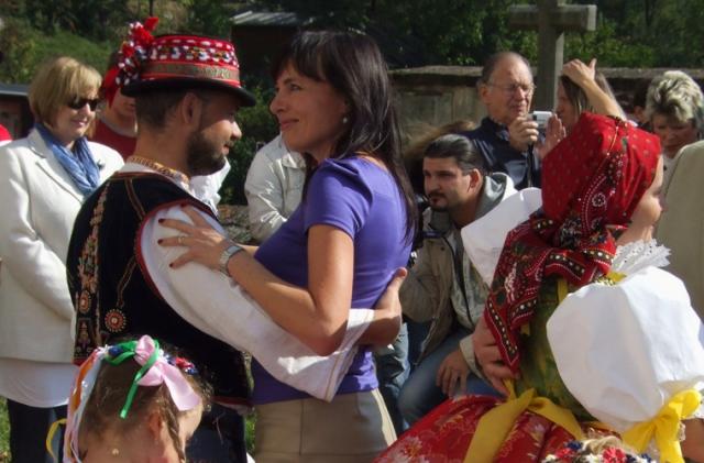 Svatováclavské hody v Maloměřicích a Obřanech v roce 2012