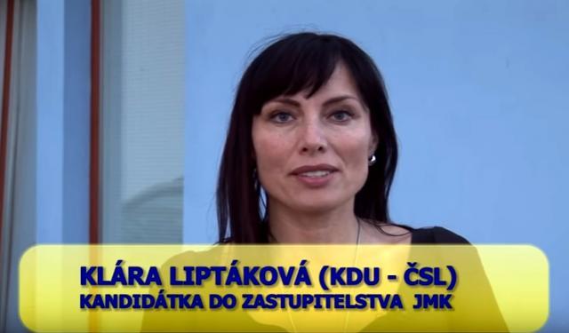 Klára Liptáková : Nemlčím, nemlžím