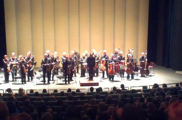 Koncert na počest Josefa Luxe v Janáčkově divadle Brno