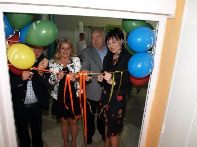 Miniškola dětské centrum Hrad otevřeno