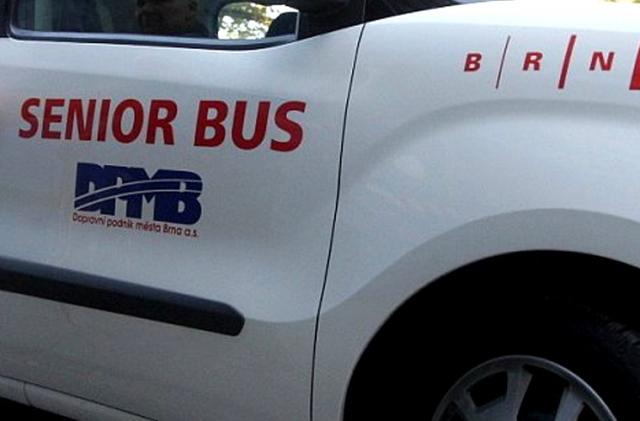 Senior Bus Brno