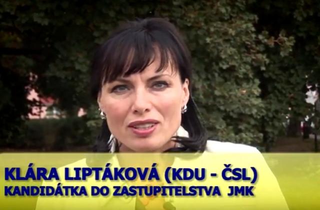 Klára Liptáková hovoří o živnostnících