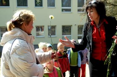 Den učitelů 28.03 2012 Brno Maloměřice Obřany