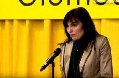 Klára Liptáková kandidátský projev