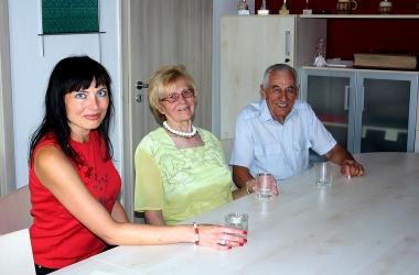 Diskuze s obyvateli Městské části Brno Maloměřice - Obřany