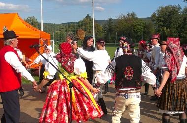 Svatováclavské hody v Maloměřicích a Obřanech v roce 2013