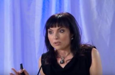 Projev místopředsedkyně KDU-ČSL Kláry Liptákové