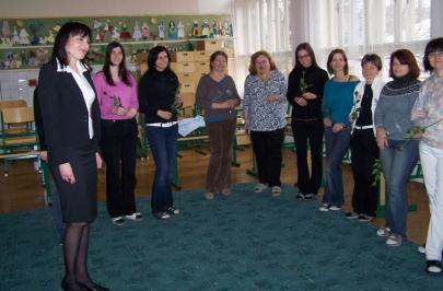 Den učitelů 28.03 2014 Brno Maloměřice