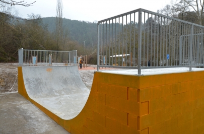 Otevření Workoutového hřiště pro děti i dospělé 2016 v Brně Maloměřicích a Obřanech Ing. Klára Liptáková
