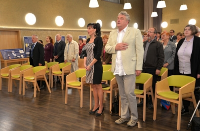 100 výročí založení republiky v MČ Brno Obřany