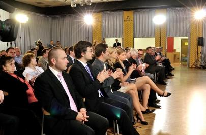 Ideová konference KDU-ČSL v Paláci Charitas