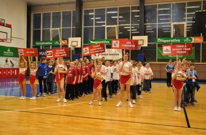 Juniorské mistrovství ve volejbalu 22.04.2016